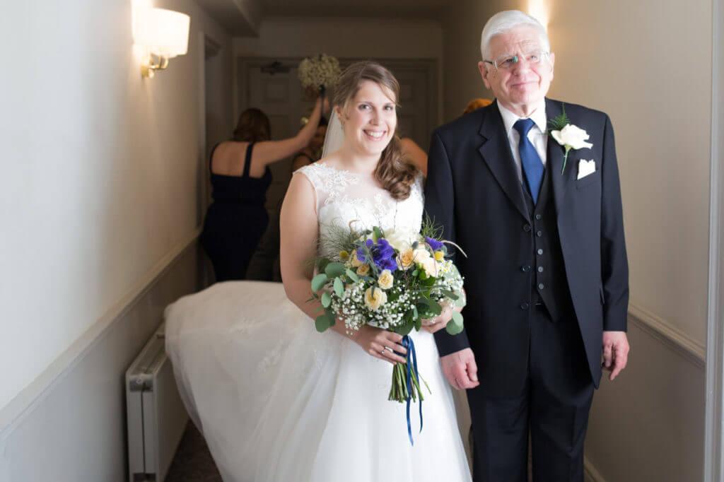 02 Bride and dad