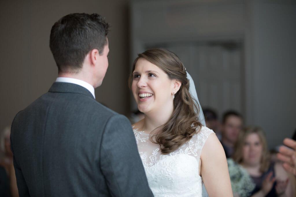 05 Smiling bride