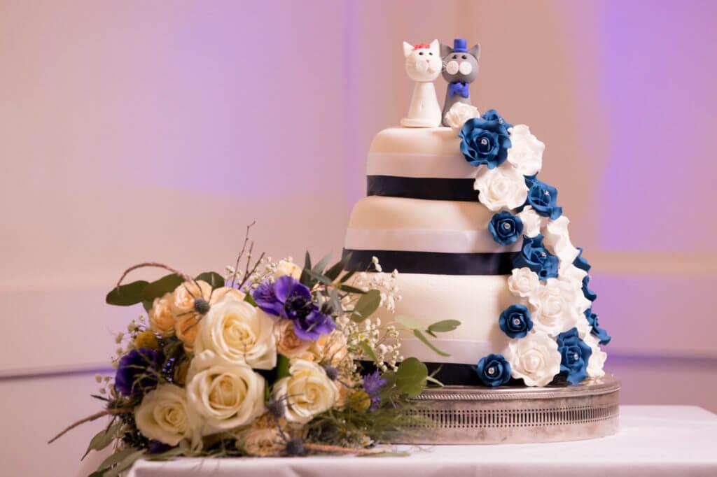 09 Unique Wedding Cake