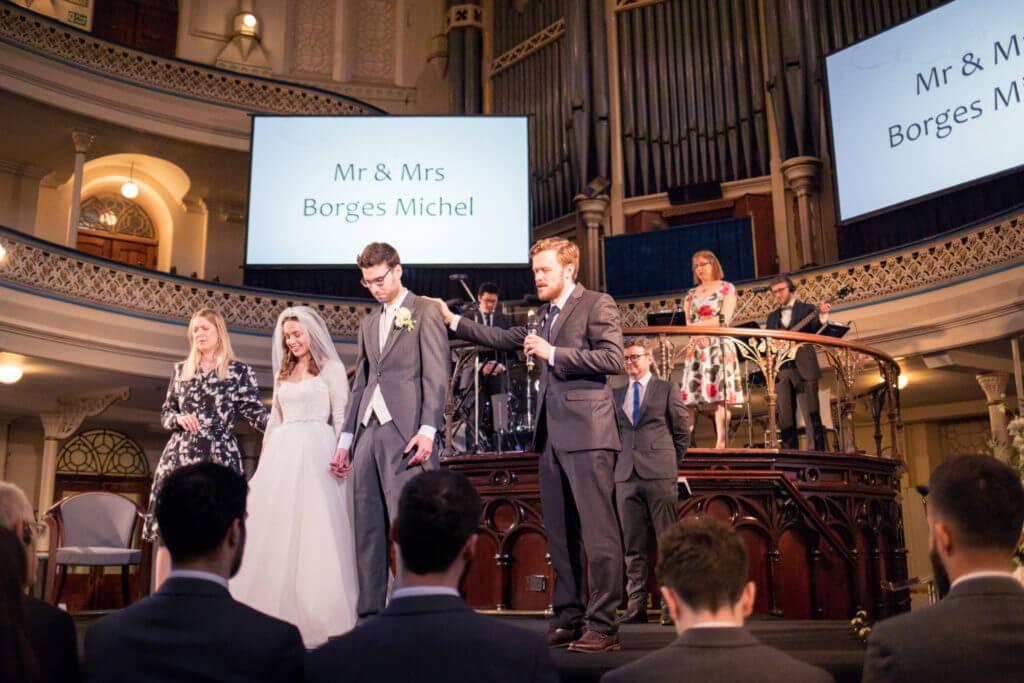 11 Westminster Chapel Wedding