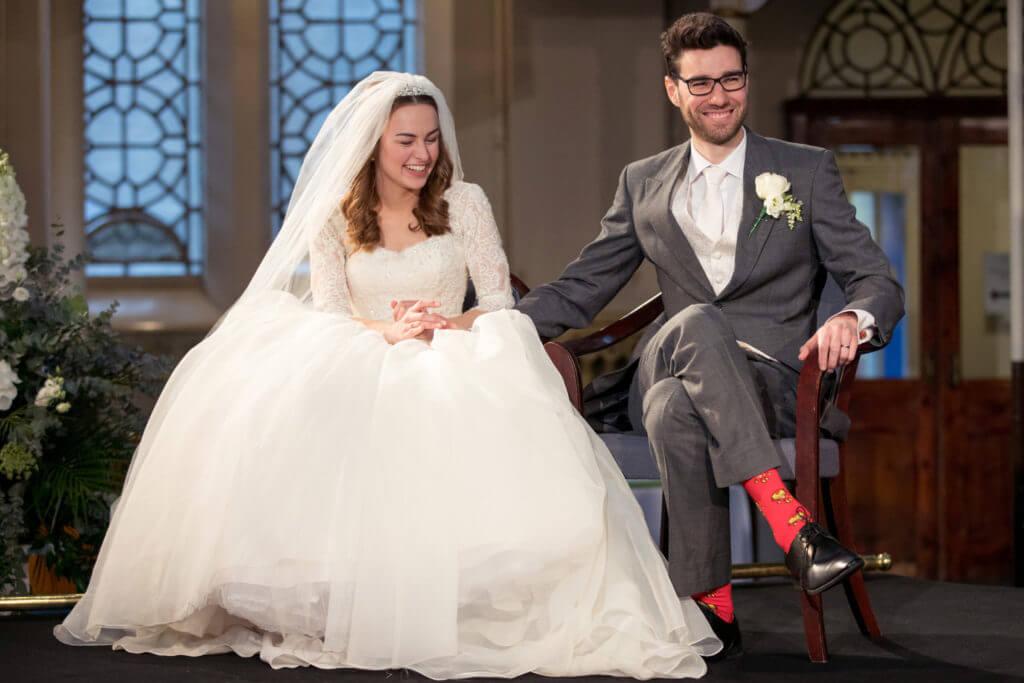 12 London Westminster Chapel Wedding