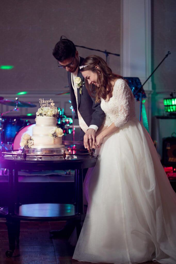 20 Hotel Wedding Cake Cut
