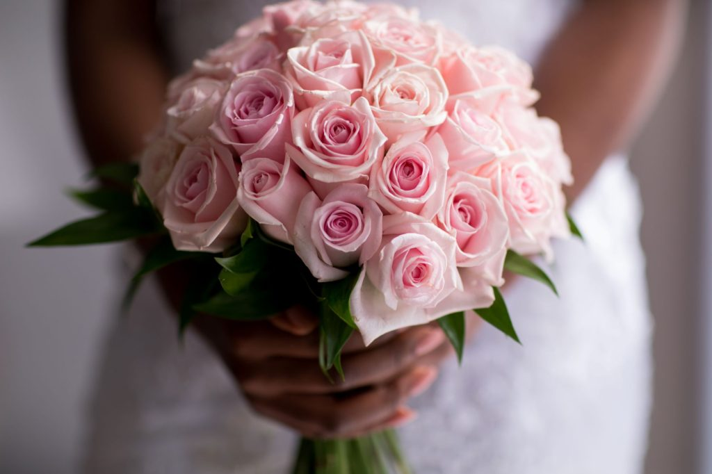 brides floral bouquet pine cliffs resort portugal oxfordshire wedding photographers