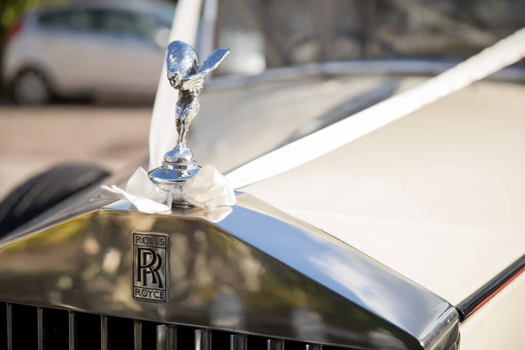 30 vintage rolls royce bridal car the great barn headstone manor venue harrow middlesex oxfordshire wedding photographer