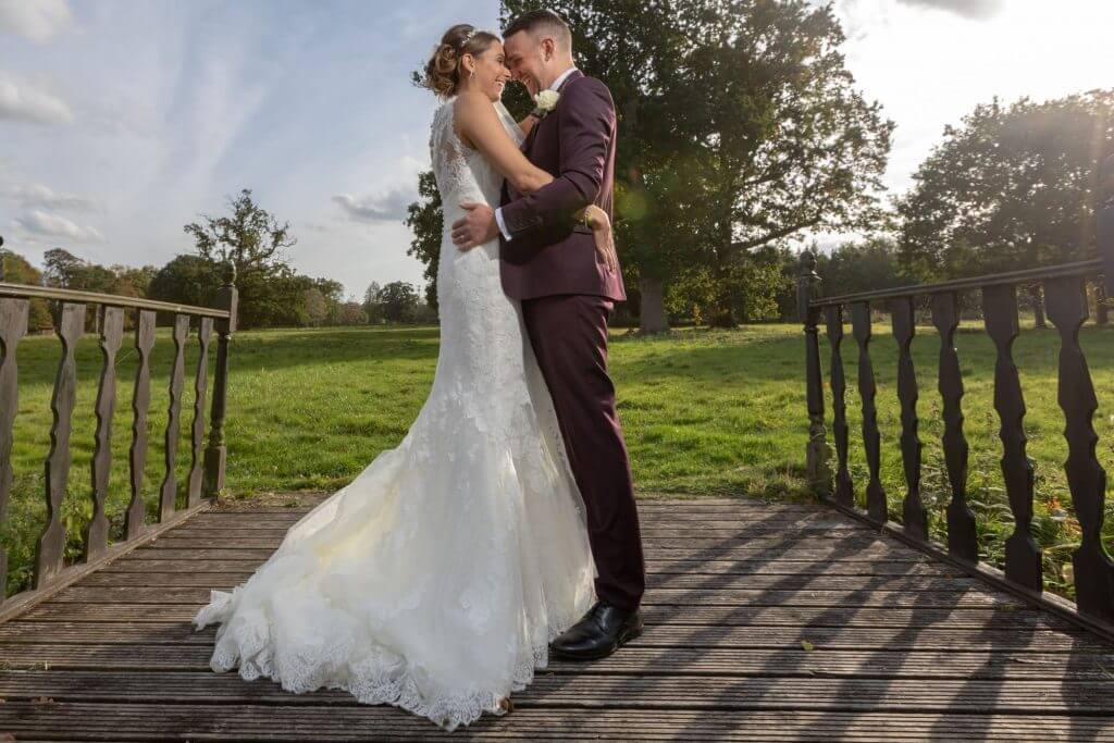 37 bride and groom formal portait milton hill house abingdon oxforshire wedding photography