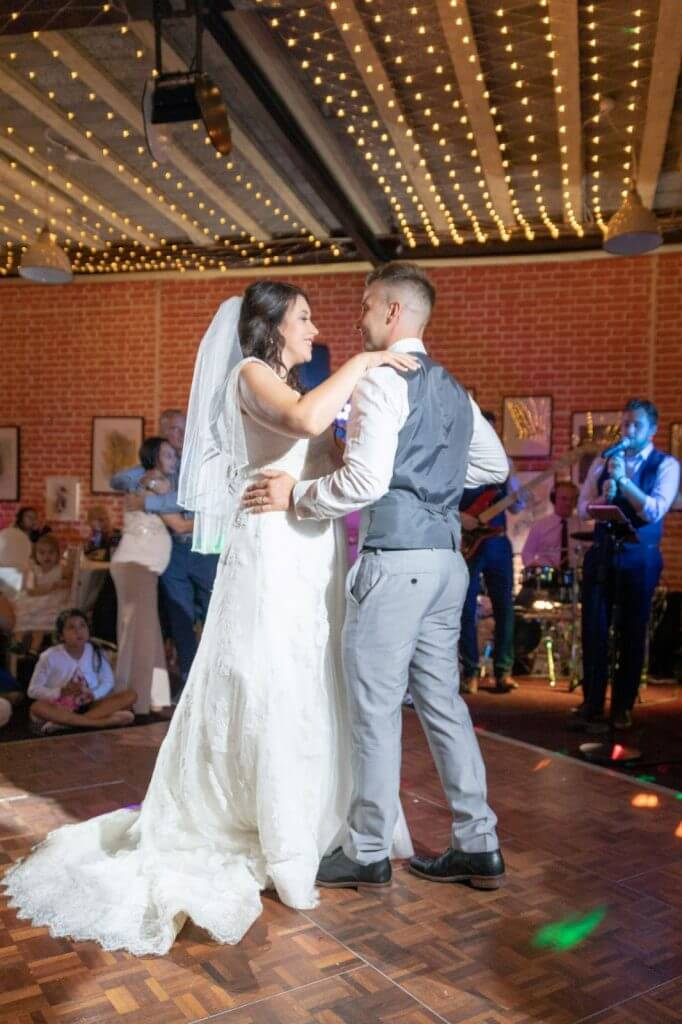 78 bride groom first dance evening celebration cherwell boathouse riverside venue oxford oxfordshire wedding photographer