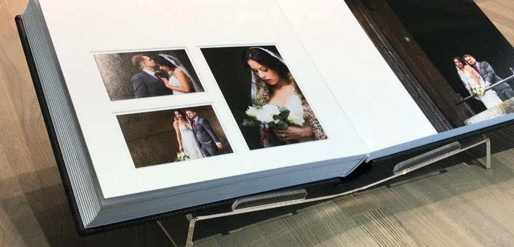 02 queensbury handmade wedding album featuring photographs by s r urwin wedding photography oxford