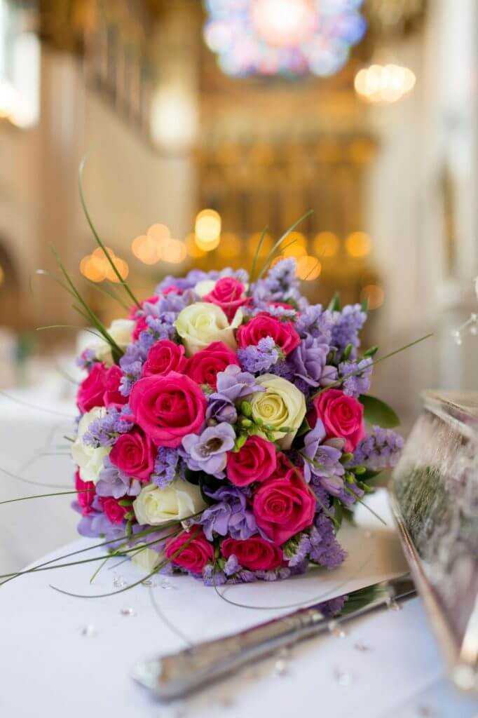 brides bouquet luxury country manor house oxfordshire wedding photography 39