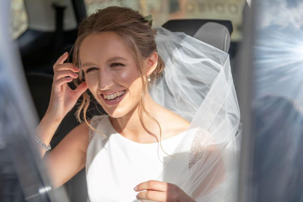 brides car stmarys bryanston square marylebone london oxfordshire wedding photography 03
