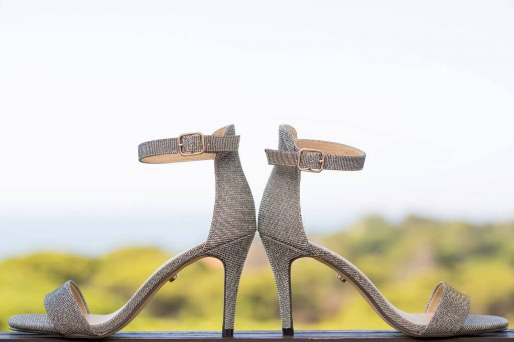 brides shoes luxury destination wedding venue five star pine cliffs resort albufeira algarve portugal oxford photographer 16
