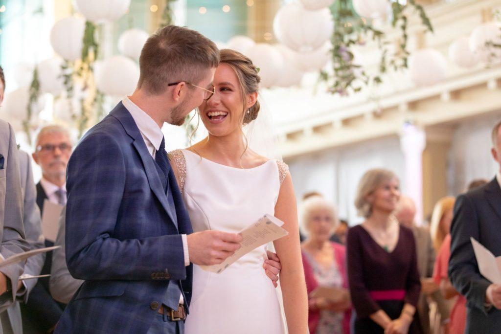 008 bride groom marriage ceremony st marys church marylebone london oxfordshire wedding photography