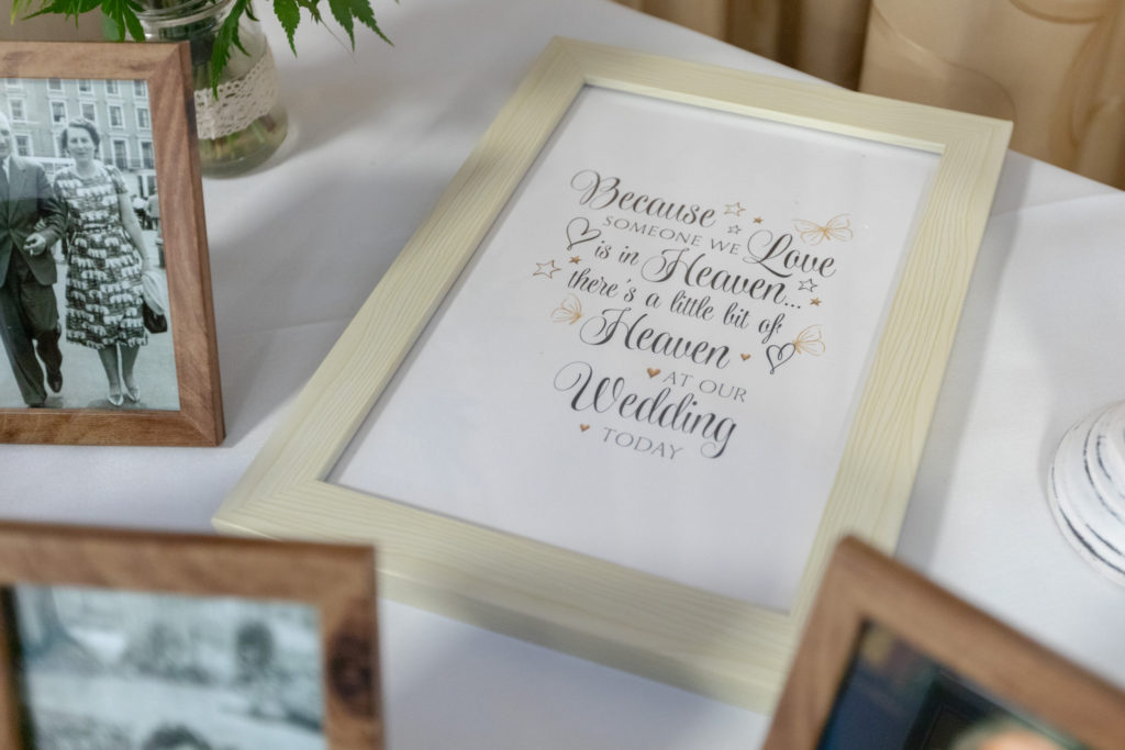 loving memory wedding verse ardencote hotel claverdon warwick oxfordshire wedding photographers