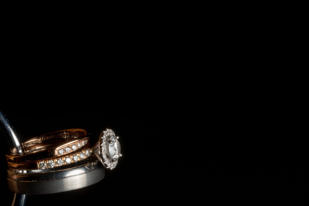 wedding rings closeup ardencote hotel claverdon warwickshire oxfordshire wedding photographers