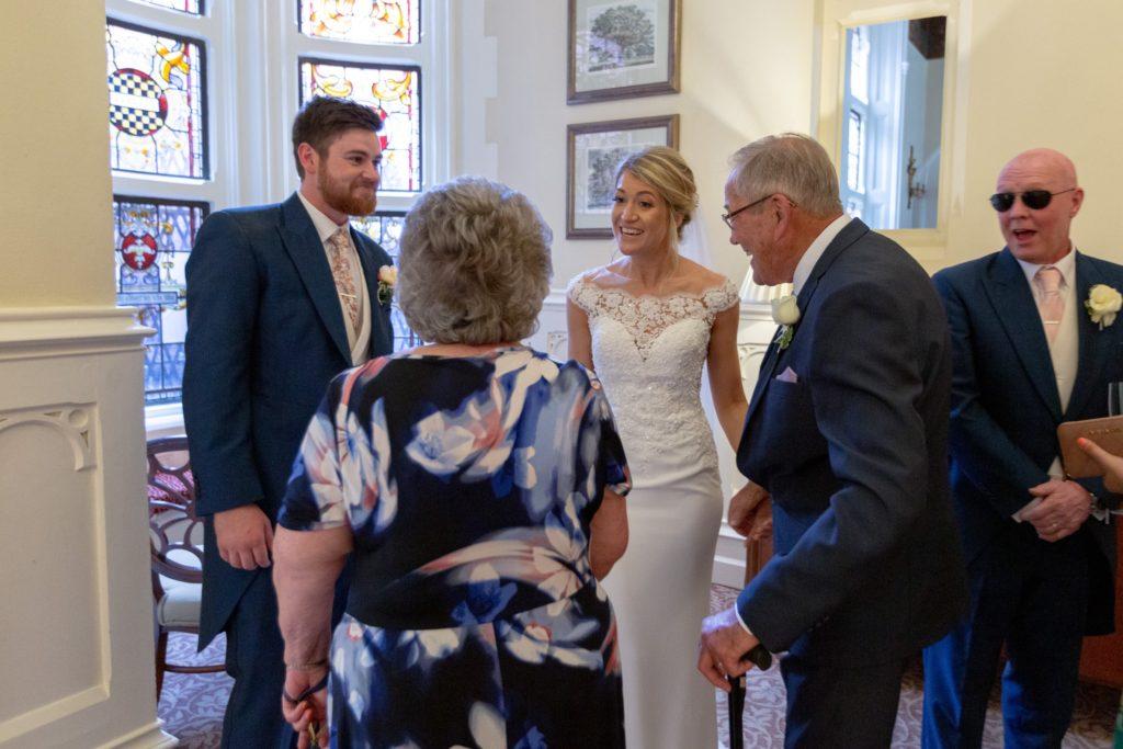 bride grooms reception linethe elvetham hartley wintney hampshire oxfordshire wedding photographer