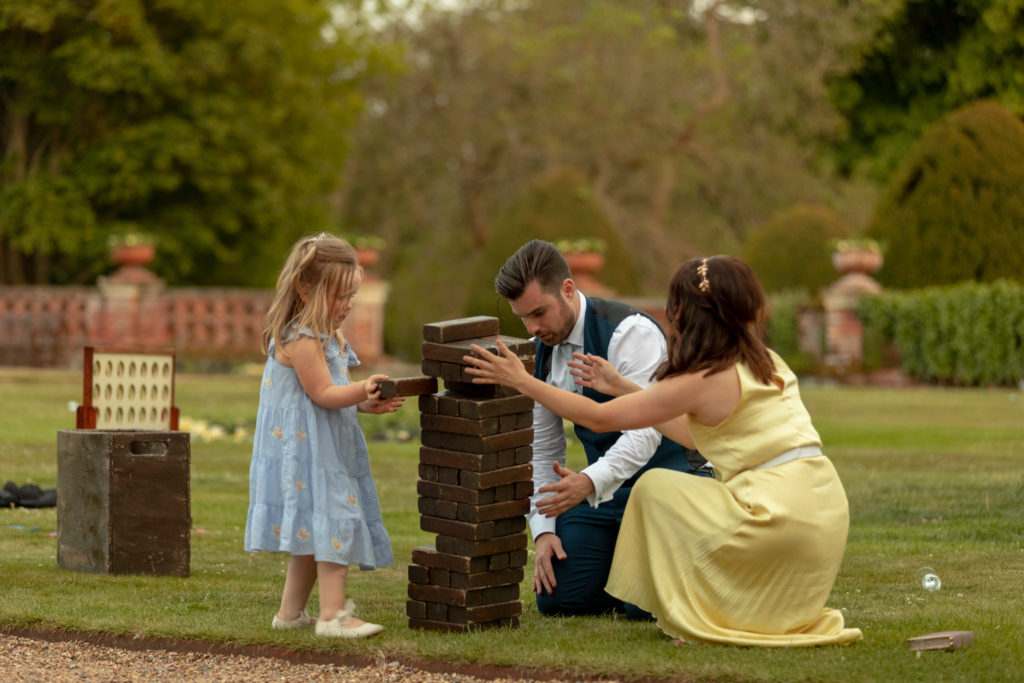 family play garden games the elvetham hartley wintney hampshire oxford wedding photographers