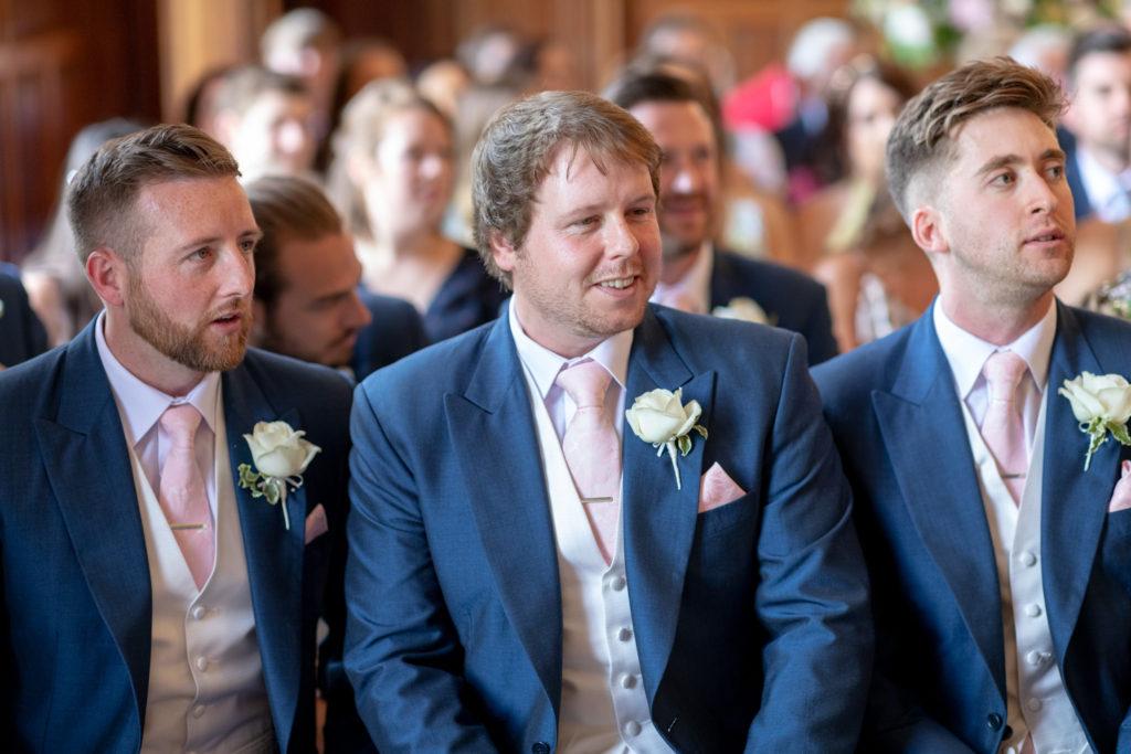 44 bestman groomsmen marriage ceremony the elvetham hartley wintney hampshire oxford wedding photographers