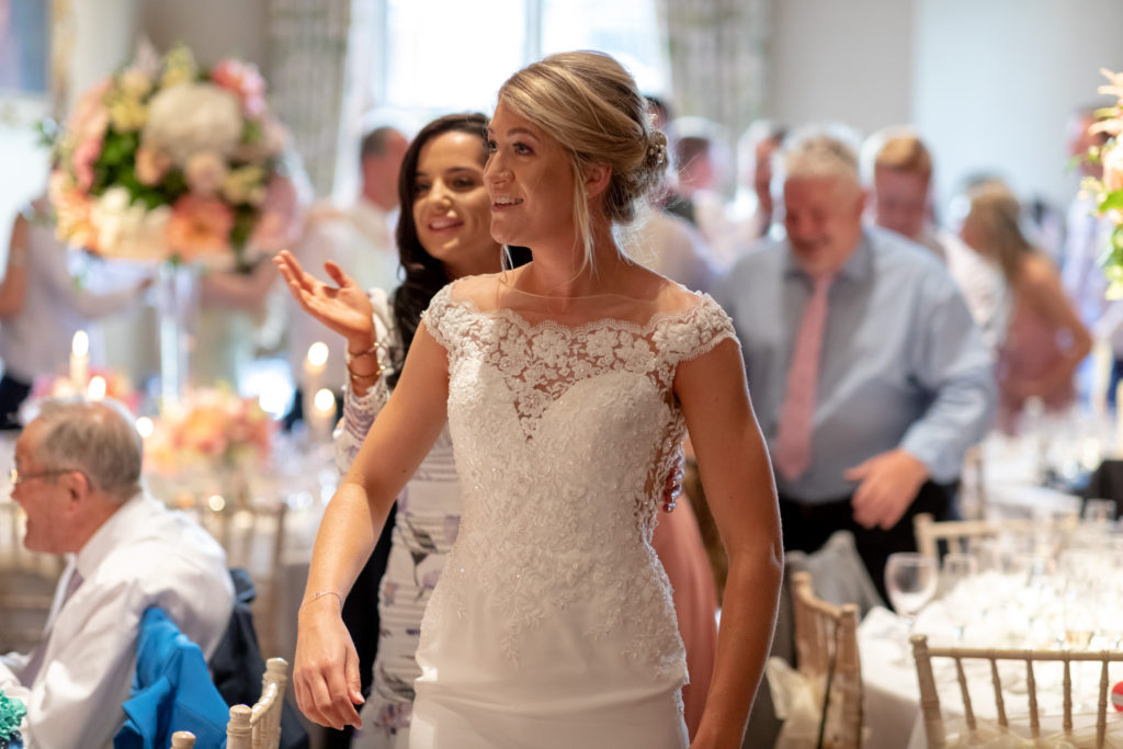 93 bride dances conga reception dinner the elvetham harley wintney hampshire oxford wedding photography