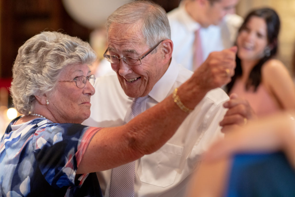 96 elderly dinner reception guests dance the elvetham hartley wintney hampshire oxfordshire wedding photography