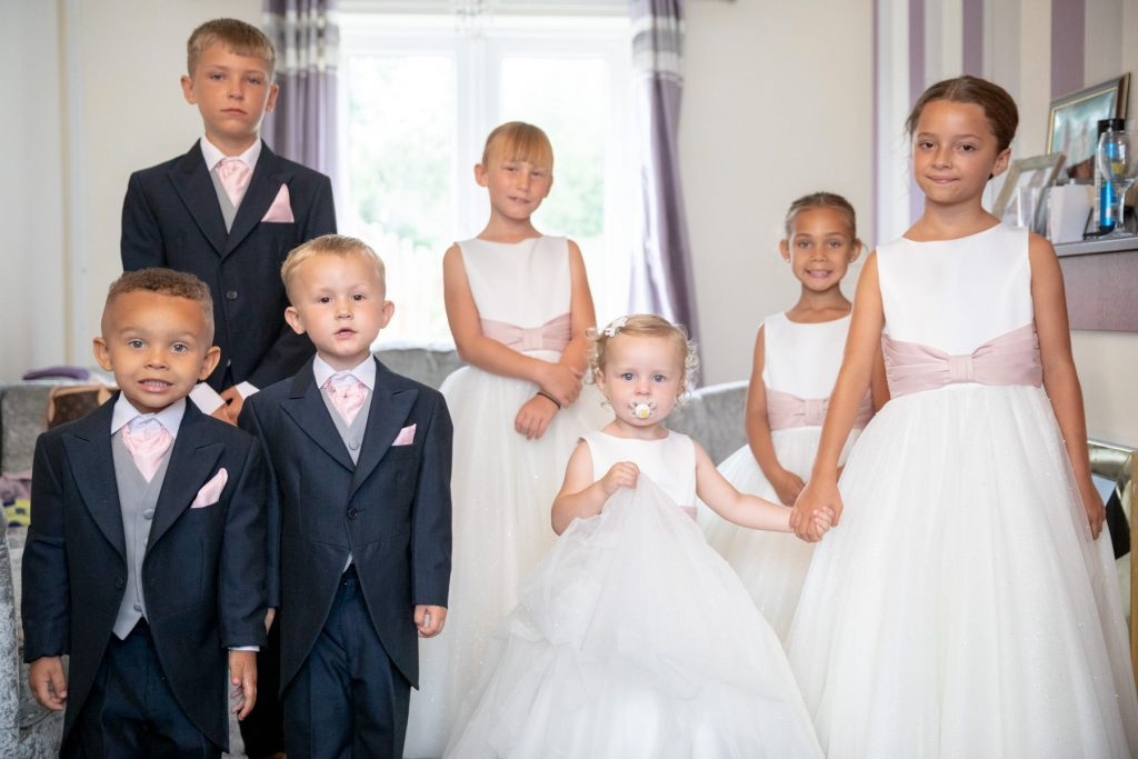 flowergirls pageboys village hotel club venue dudley birmingham oxfordshire wedding photography