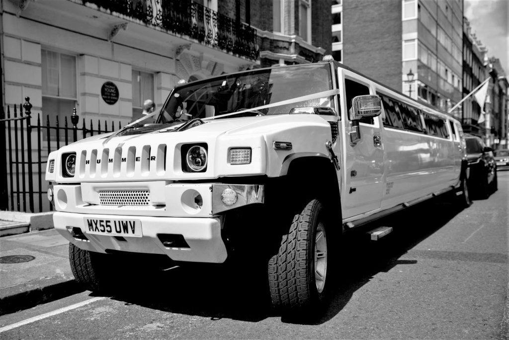 hummer bridal car marylebone hotel london oxford wedding photographers