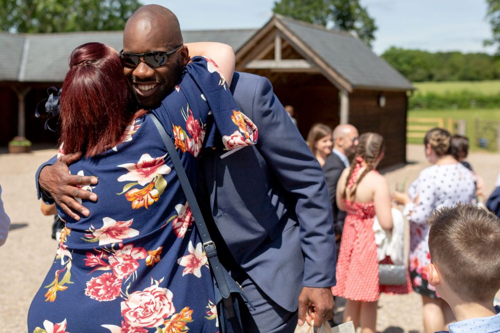 invited guests hug manor hill house bromsgrove worcestershire oxfordshire wedding photographer