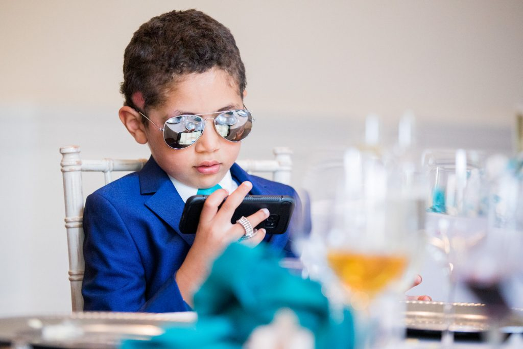 pageboy checks phone academy of medical sciences venue portland place london oxford wedding photographer