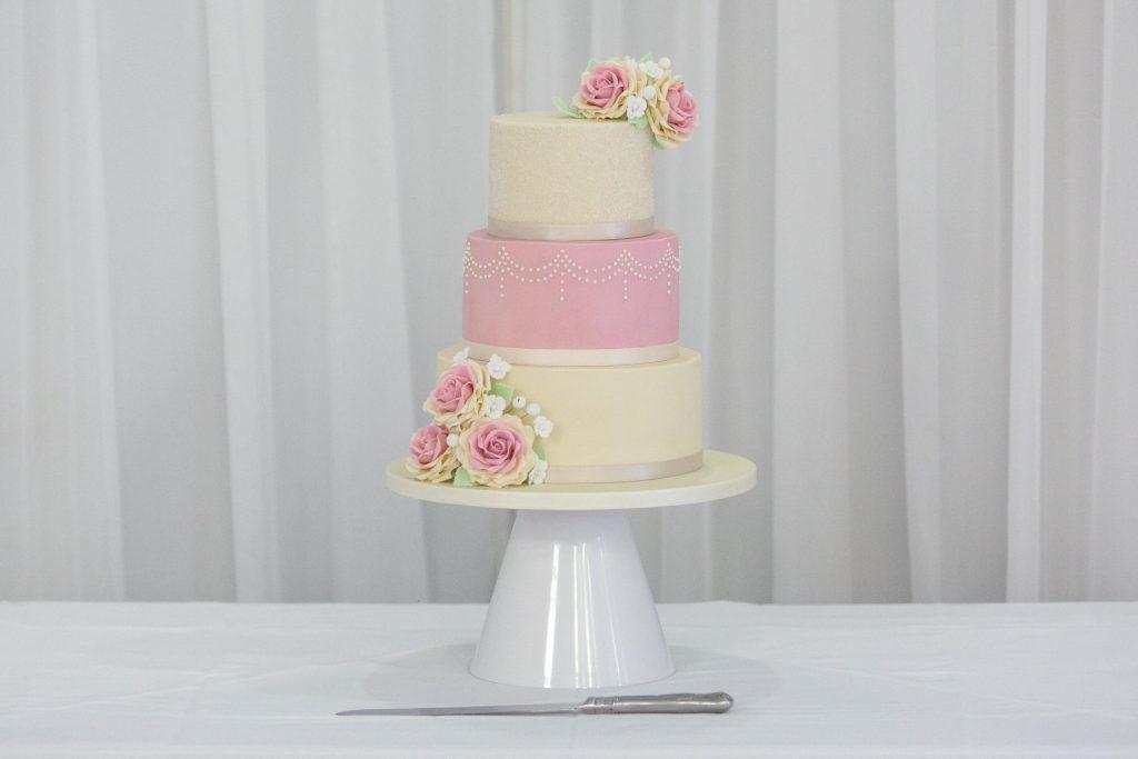 decorative iced cake village hotel club venue dudley birmingham oxford wedding photographers