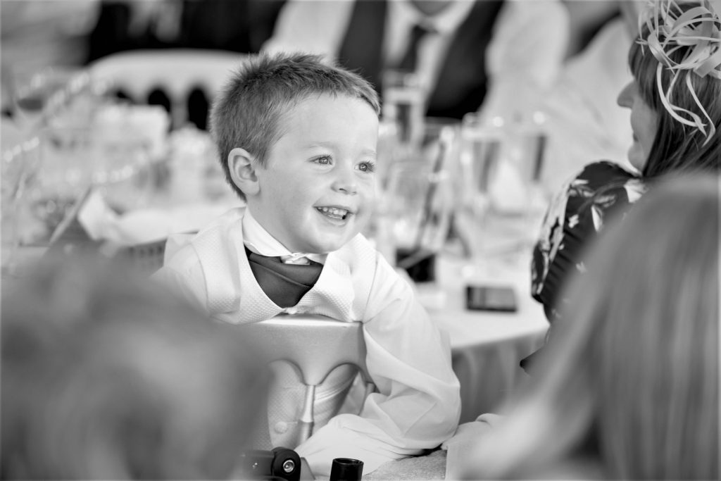 laughing pageboy wedding breakfast manor hill house bromsgrove worcestershire oxfordshire wedding photographer