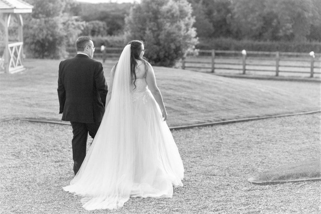 bride groom stroll gardens manor hill house bromsgrove worcestershire oxford wedding photographers