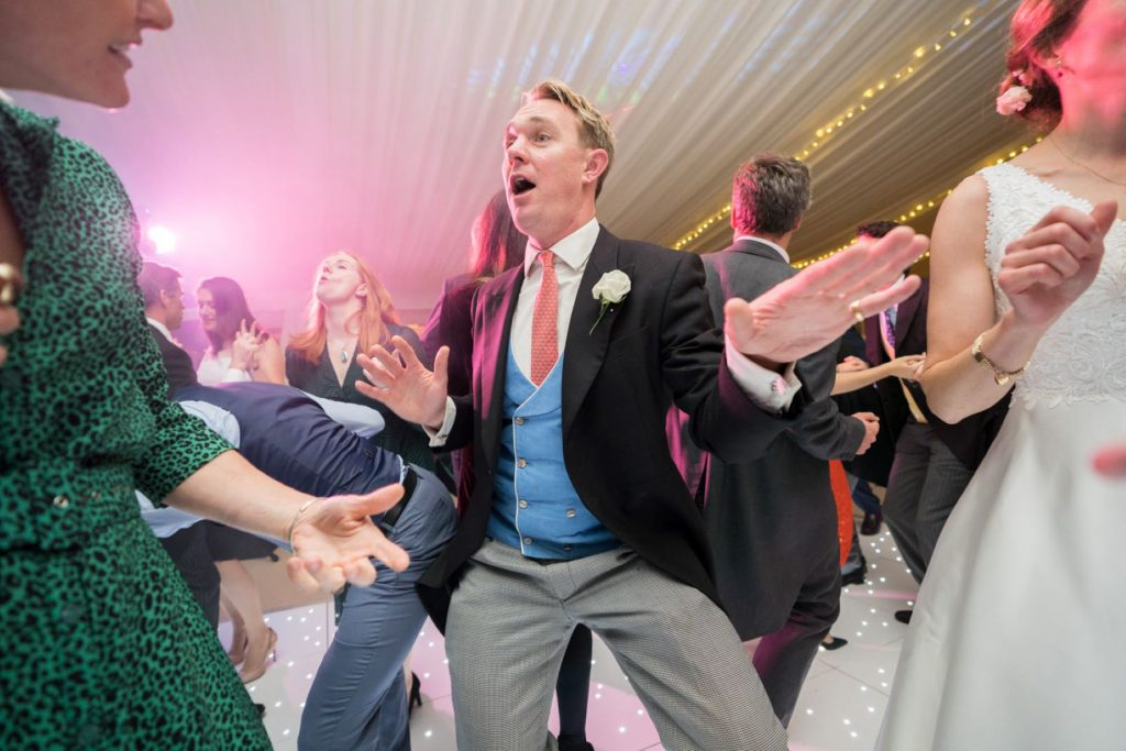 dancing guests marquee reception blenheim palace venue woodstock oxfordshire oxford wedding photography