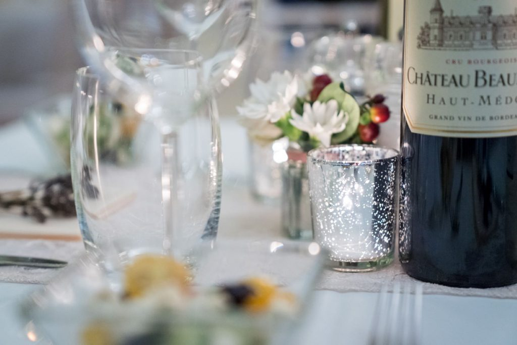 reception table arrangement blenheim palace marquee woodstock oxfordshire wedding photographer