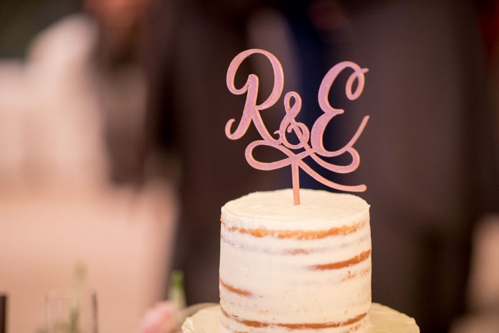 bride grooms decorated cake marquee reception blenheim palace woodstock oxfordshire wedding photographers