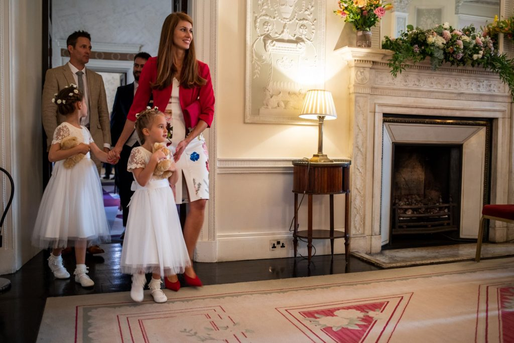 flowergirls lansdowne club mayfair london oxford wedding photography