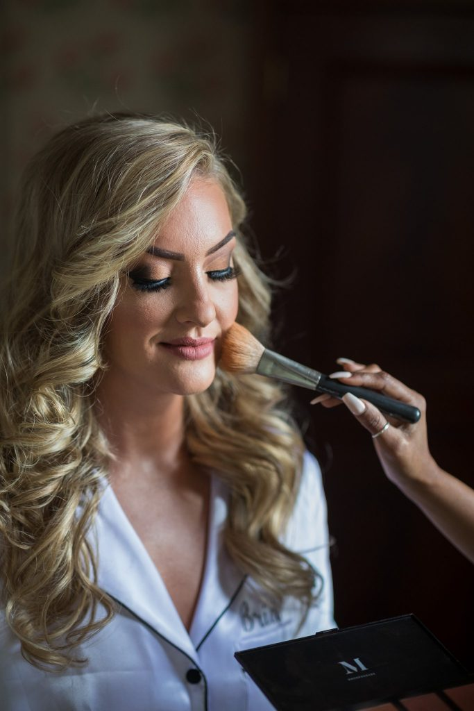 bridal prep face makeup kilworth house hotel north kilworth leicestershire oxfordshire wedding photography