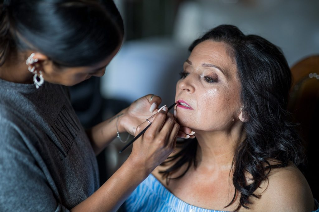 grooms mother facial makeup bridal prep kilworth house hotel north kilworth leicestershire oxford wedding photographers
