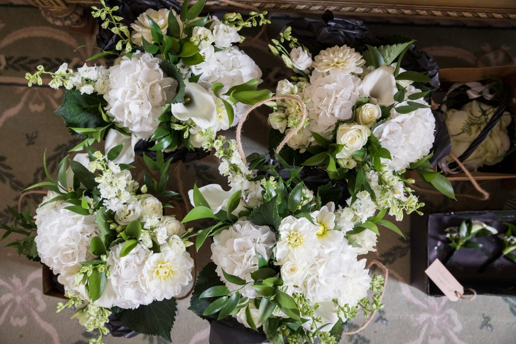 floral bouquet bridal prep kilworth house hotel north kilworth leicestershire oxfordshire wedding photographer