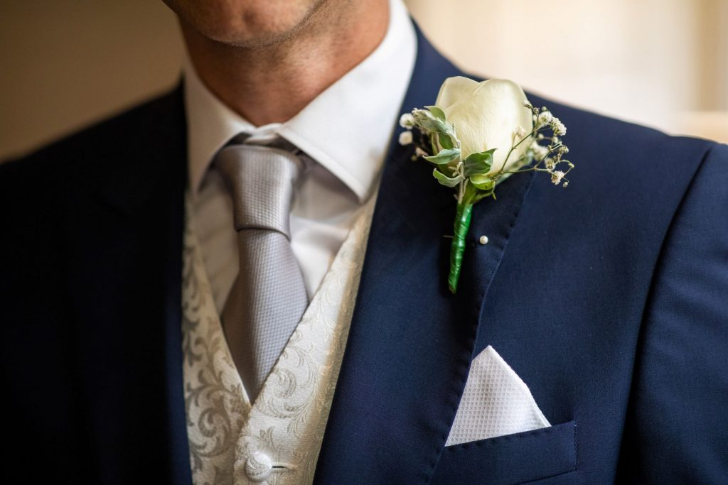 grooms buttonhole flower lansdowne club mayfair london oxford wedding photographers