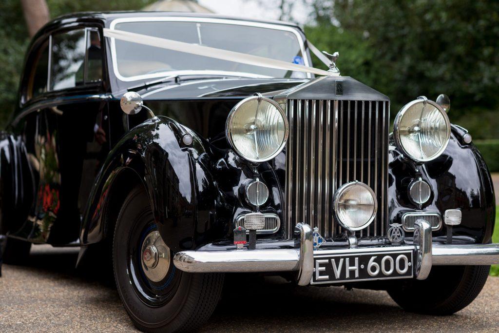 bridal vintage rolls royce car kilworth house hotel north kilworth leicestershire oxford wedding photography
