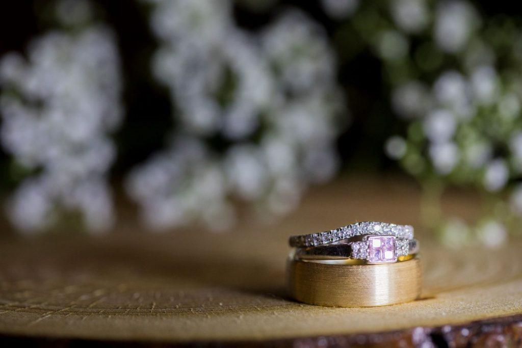bride groom rings cluster broad face pub reception abingdon oxfordshire wedding photographer