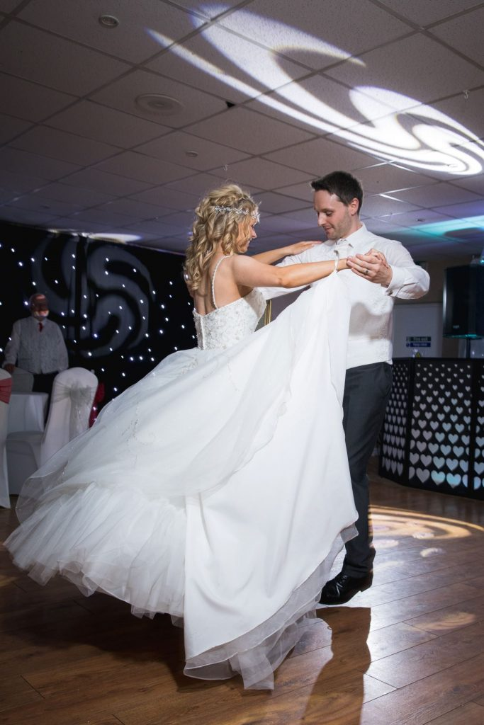 first dance celebration wroxeter hotel shrewsbury shropshire oxford wedding photographers