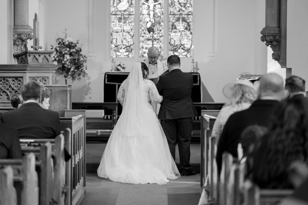 priest bride groom royal chapel windsor great park marriage ceremony berkshire oxfordshire wedding photographer