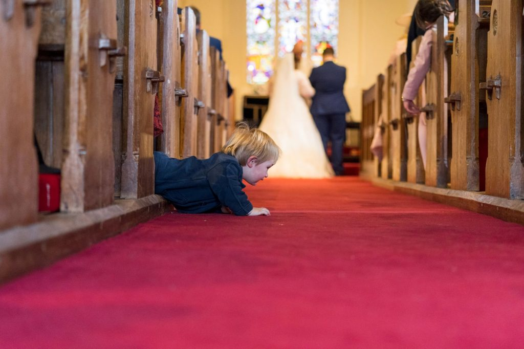 crawling todder royal chapel windsor great park marriage ceremony berkshire oxfordshire wedding photographers