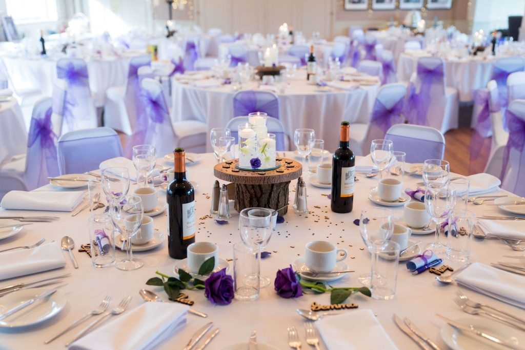 wedding breakfast tables york club windsor great park berkshire oxfordshire wedding photography