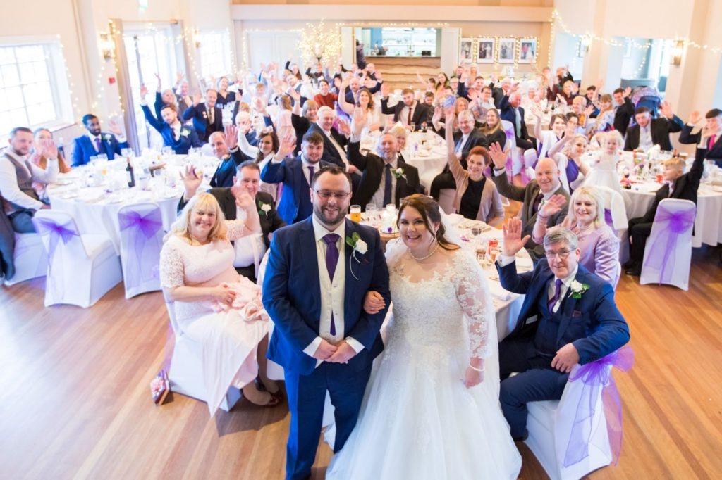 bride groom wedding breakfast guests york club windsor great park berkshire oxfordshire wedding photographers