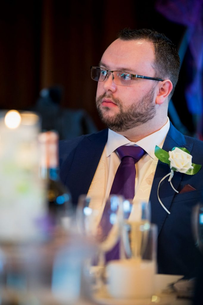 groom hear father of bride speech york club windsor great park berkshire oxfordshire wedding photography