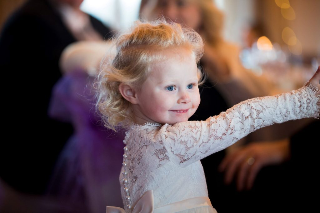 toddler hears top table speeches york club reception windsor great park berkshire oxford wedding photographer