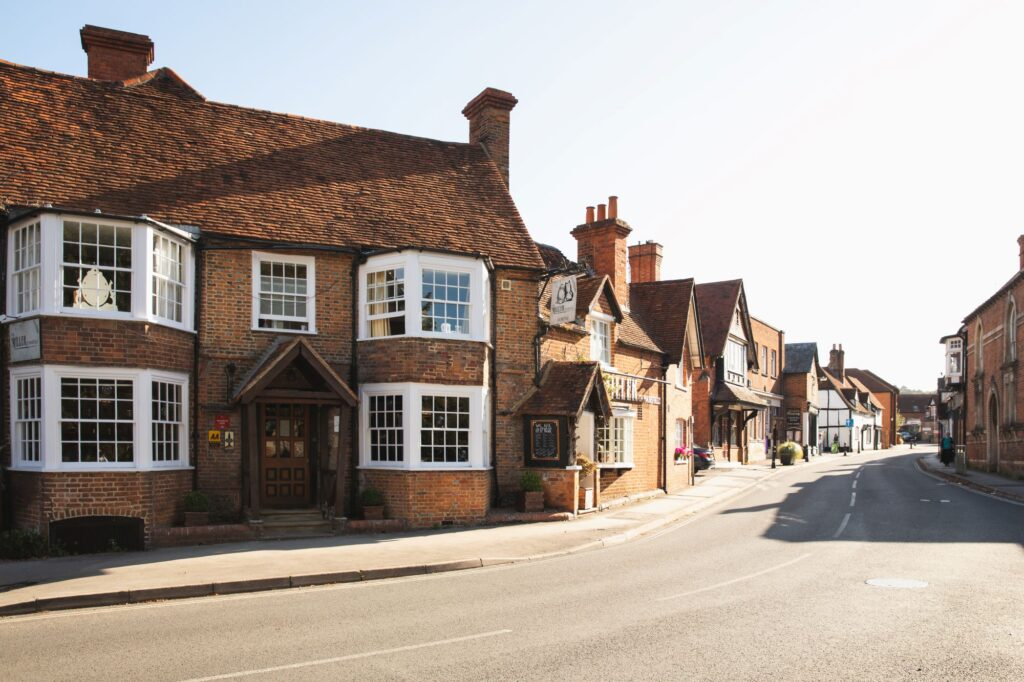 goring reading high street bridal pre milton hill house marriage oxford wedding photographer