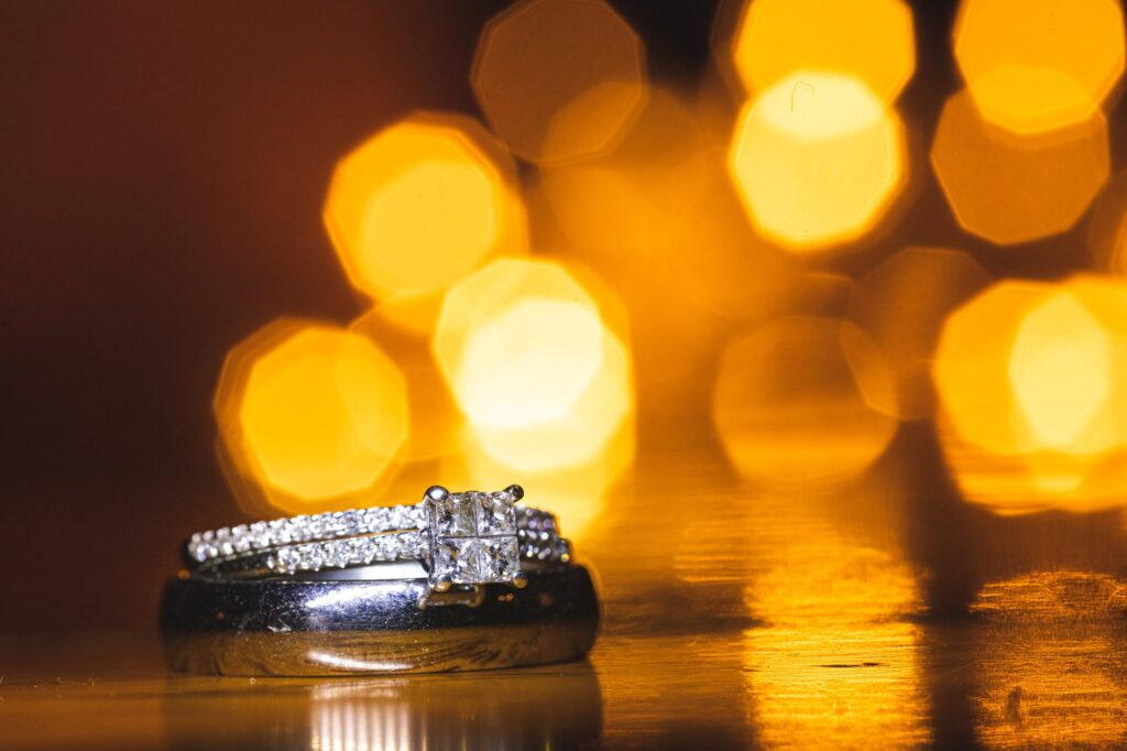 bride grooms rings cain manor venue hampshire surrey borders oxford wedding photographers