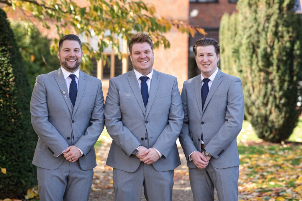 groom groomsmen hanbury manor ware hertfordshire oxfordshire wedding photographers