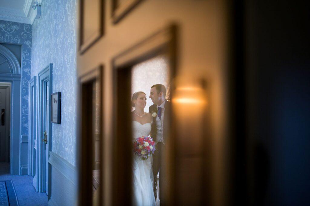 grooms loving look de vere beaumont estate windsor oxfordshire wedding photographers